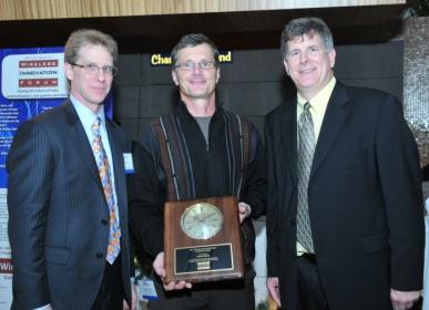 Claude Belisle - 2011 President's Award Winner