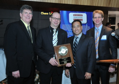 Elektrobit (EB) Specialized Device Platform - 2011 Technology of the Year Award Winner